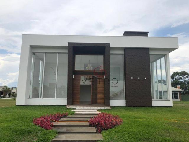 Casa contemporânea em construção!