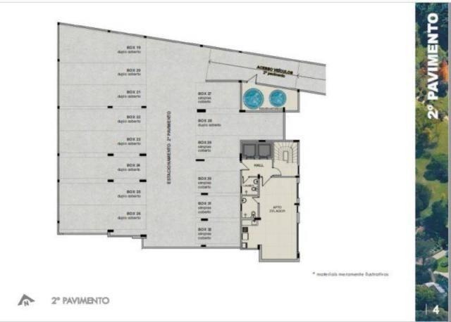 Apartamento à venda com 2 dormitórios em Jardim botânico, Porto alegre cod:AP010222 - Foto 4