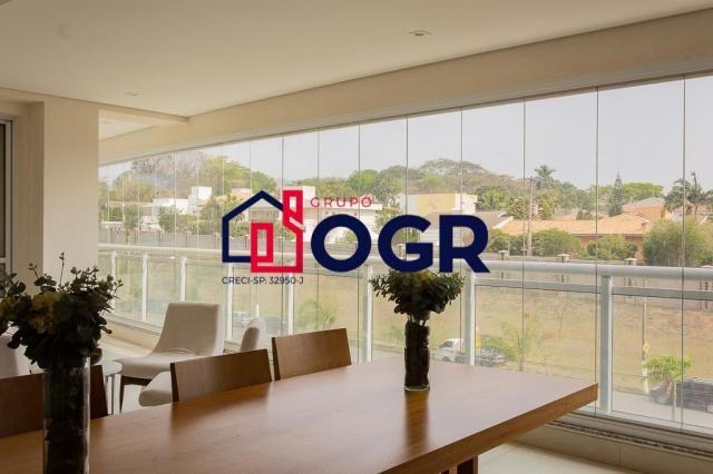 Apartamento com 3 dormitórios à venda, 182 m² por R$ 989.000,00 - Jardim Aquárius - Limeir - Foto 8