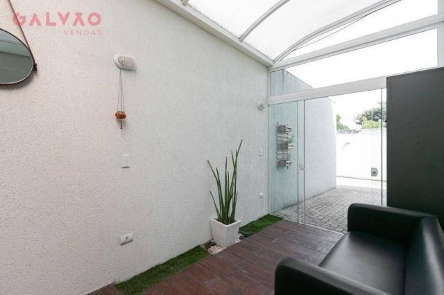 Sobrado com 3 dormitórios à venda, 104 m² por R$ 398.500,00 - Hauer - Curitiba/PR - Foto 13