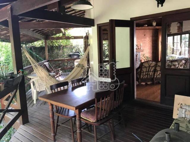 Casa com 3 dormitórios à venda, 500 m² por R$ 1.200.000,00 - Mata Paca - Niterói/RJ