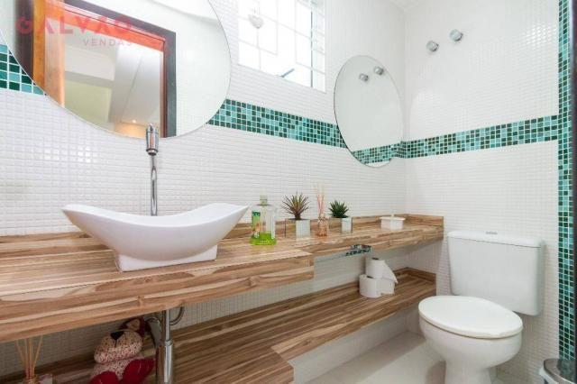 Sobrado com 3 dormitórios à venda, 104 m² por R$ 398.500,00 - Hauer - Curitiba/PR - Foto 10