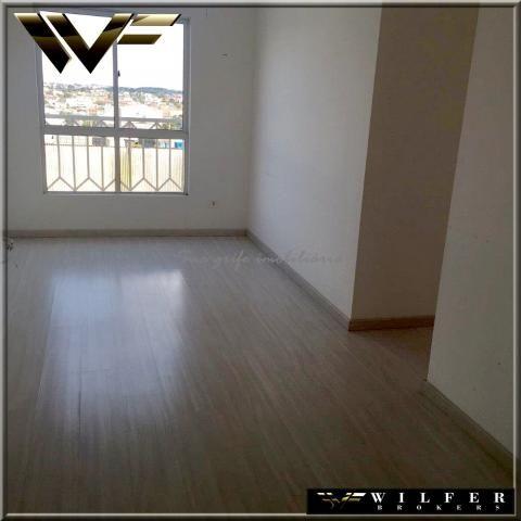 Apartamento à venda com 2 dormitórios em Capão raso, Curitiba cod:w.a2730 - Foto 3