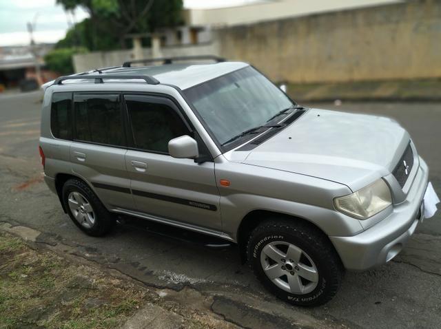 Passa financiamento SUV Pajero TR4 completa - Foto 3