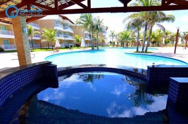 Apartamento à venda, 125 m² por R$ 680.000,00 - Porto das Dunas - Fortaleza/CE - Foto 18