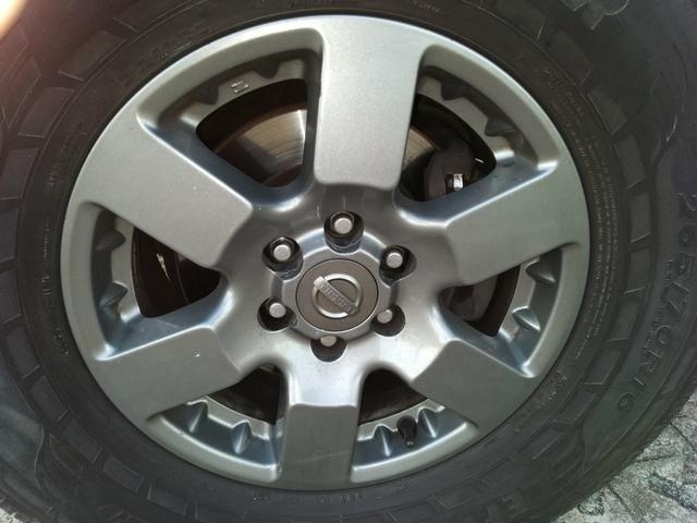 Nissan FRONTIER SV 4X4 linda! - Foto 8
