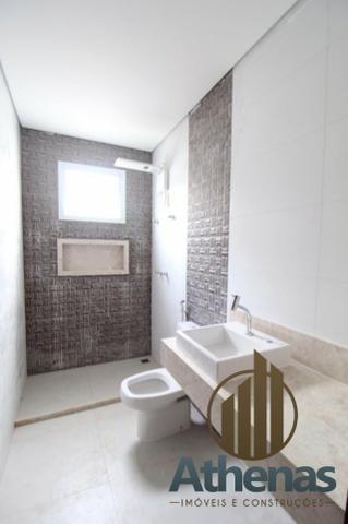 Condomínio Belvedere casa térrea com 3 suítes e 197 m² imóvel novo - Foto 12