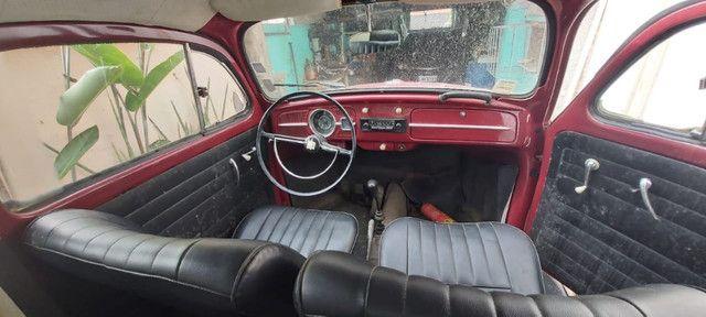 VW Fusca 1968 Reformado - Foto 8
