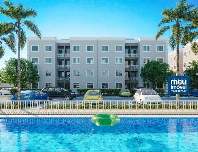 T006-vendo apartamento com parcelas a partir de 157,00$ - Foto 8