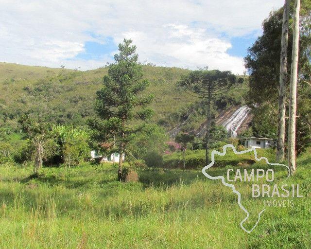 Campo Brasil Imóveis, realizando seu sonho rural! Fazenda de 84.4 hectares em Carvalhos-MG - Foto 7