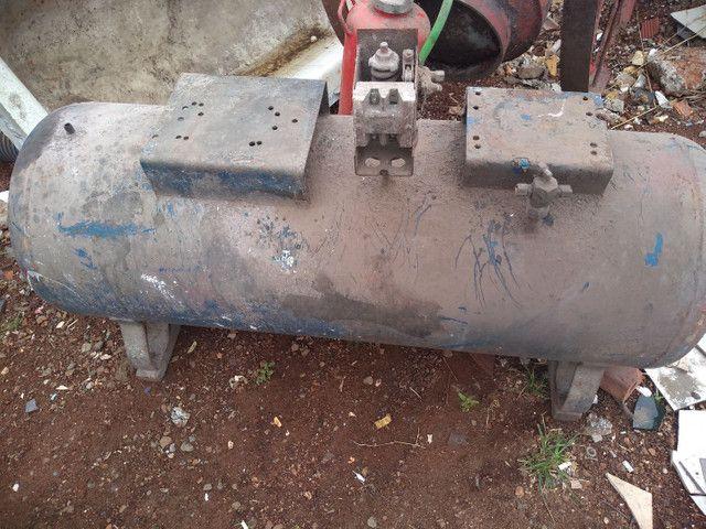 Tanque de compressor - Foto 3