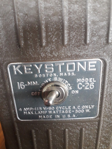 Projetor keystone na caixa com manual e acessórios de fábrica - Foto 4