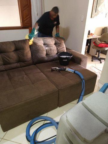 Lavagem de sofá e estofados - Foto 3