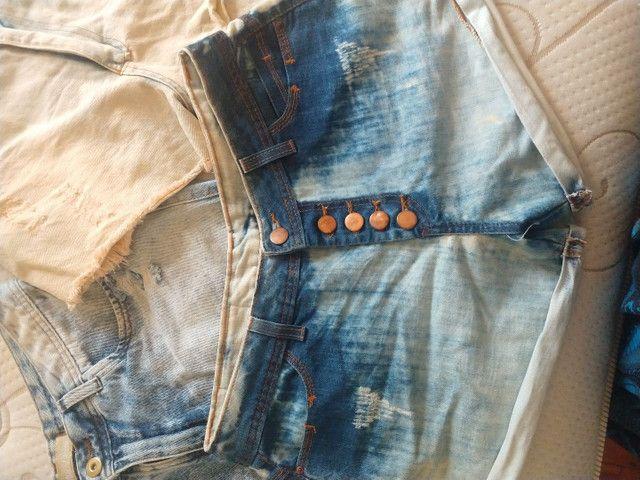 Shortinhos jeans - Foto 2