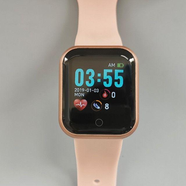 Relógio Inteligente Smartwatch D20 y68  - Foto 4