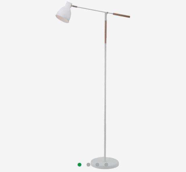 Luminária de piso nova (nunca usada)