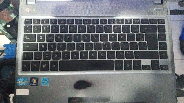 Notebook LG P430 ( i3 - 2310M, 8 GB, 1T), WIFI , Bluetooth,HDMI - Foto 5