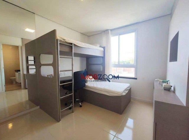 Casa com 3 dormitórios à venda, 97 m² por R$ 319.000,00 - Jacunda - Aquiraz/CE - Foto 15