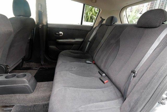 Nissan Tiida 1.8 16V MT Flex - Foto 13