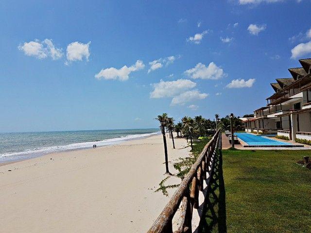 Apartamento para alugueo temporada  com pé na areia na praia do cumbuco 100 m2 - Foto 15