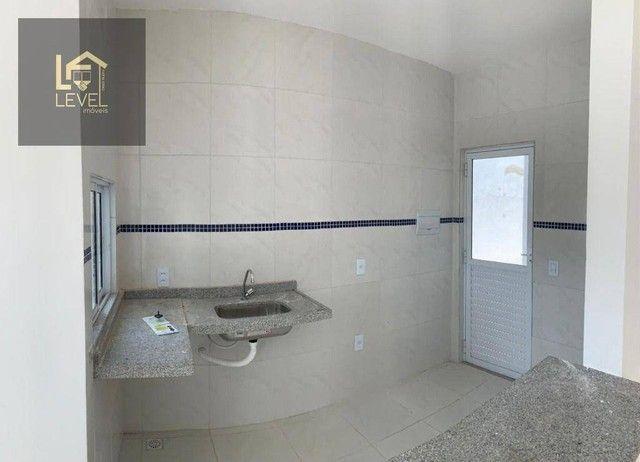 Casa com 2 dormitórios à venda, 77 m² por R$ 163.000,00 - Lt Parque Veraneio - Aquiraz/CE - Foto 9