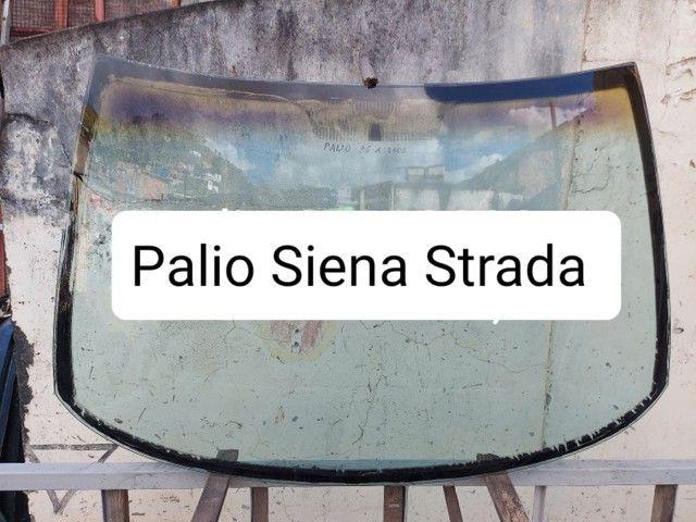 Parabrisa de Palio Siena Strada em Santa Rosa Niteroi