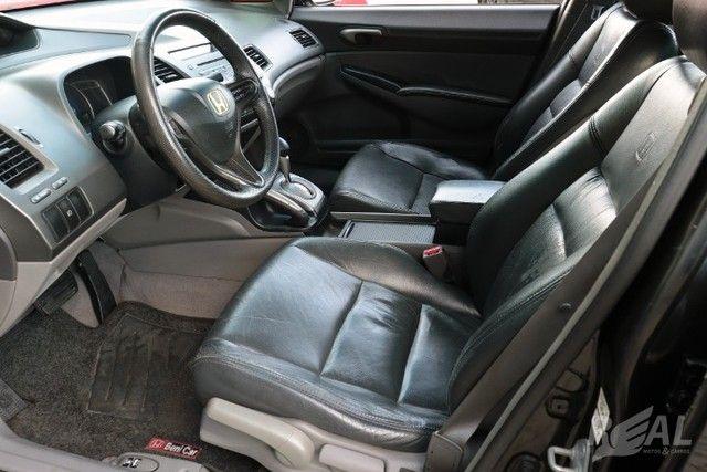 Honda Civic LXS 1.8 Automático Flex Financia Até 60X Com Apenas 5 Mil De Entrada - Foto 7