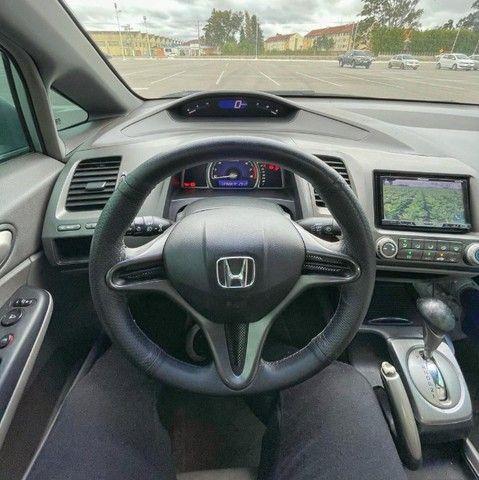 Honda Civic Lxs 1.8 - O mais completo da categoria - Foto 3