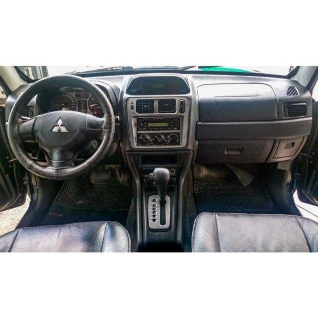 Mitsubishi Pajero TR4 2.0 4X4 Flex 4P Automático - Foto 7