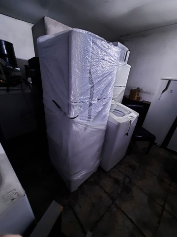 Refrigerador eletrolux 110v gelo seco entrego  - Foto 6
