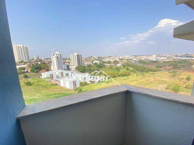 Apartamento com 3 dormitórios para alugar, 100 m² por R$ 1.300,00/mês - Boa Vista - Maríli - Foto 7