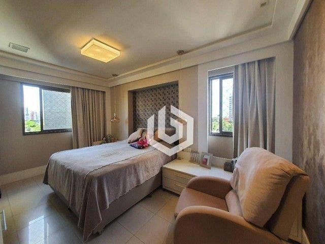 Apartamento com 4 dormitórios à venda, 180 m² por R$ 1.349.000 - Poço da Panela - Recife/P - Foto 15