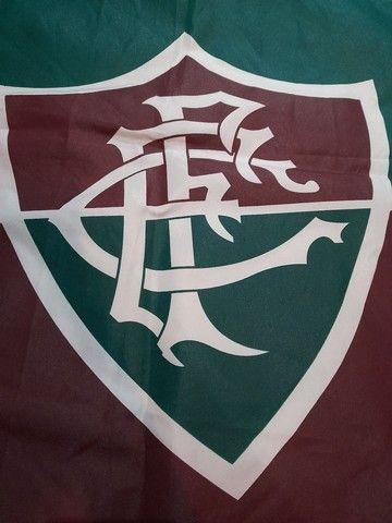 Bandeira  fluminense 1,30 x 88 - Foto 5