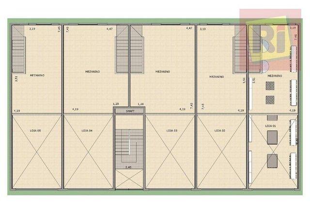 Sala, 58 m² - venda por R$ 249.000,00 ou aluguel por R$ 1.200,00/mês - Jardim Vicente Carv - Foto 3