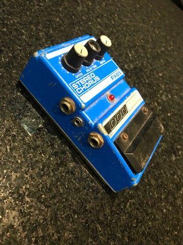 Pedal Dod Chorus FX65 - Foto 2