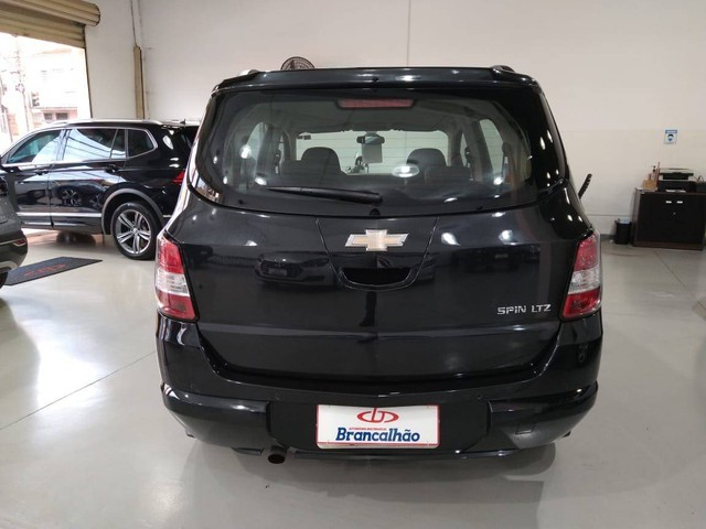 SPIN 2016/2016 1.8 LTZ 8V FLEX 4P AUTOMÁTICO - Foto 5