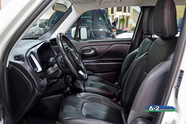 Jeep Renegade 1.8 Limited (Flex) (Aut) - 2019 - Foto 5