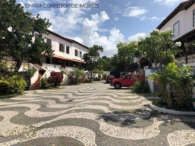 Casa em condomínio fechado no Farol de Itapuã, 3/4 com suíte, R$ 526.500,00 Financia!!! - Foto 11