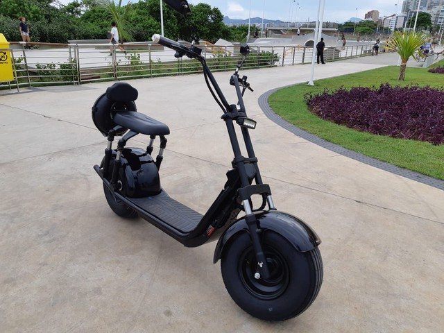 Scooter TOURO PLUS 1500wt super conservada - Foto 2