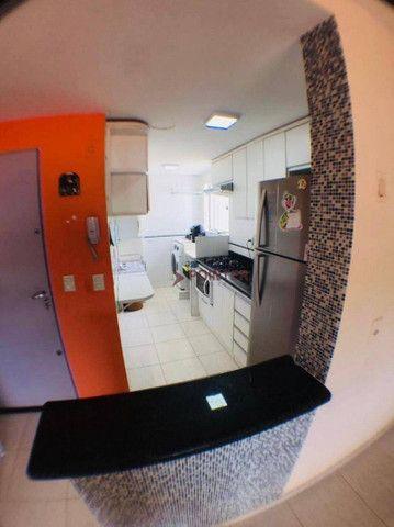 Lindo apartamento no Novo Mundo Residencial Fuji - Foto 9