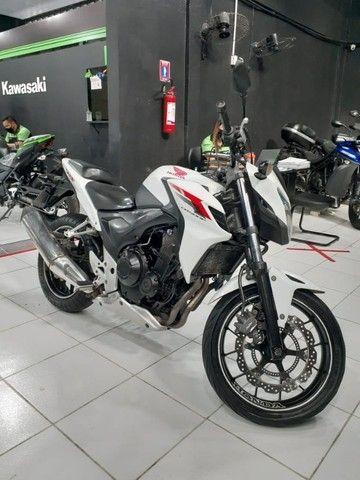 Honda CB-500F  Ano 2014 ***Promoção*** - Foto 3