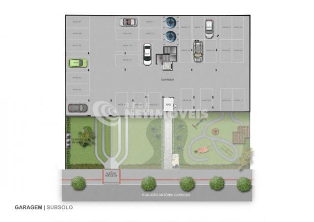 Apartamento à venda com 4 dormitórios em Ouro preto, Belo horizonte cod:641691 - Foto 12