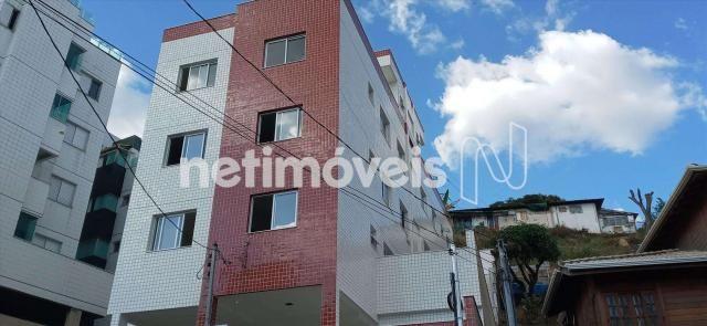 Apartamento à venda com 2 dormitórios em Caiçaras, Belo horizonte cod:813331 - Foto 9