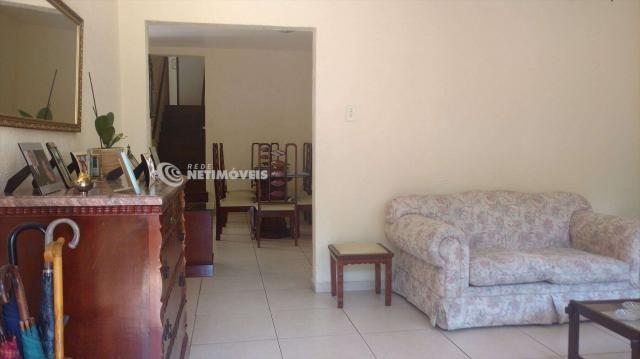 Casa à venda com 4 dormitórios em Itapoã, Belo horizonte cod:640711