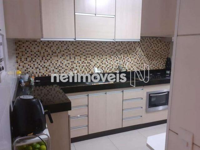 Casa de condomínio à venda com 3 dormitórios em Dona clara, Belo horizonte cod:851360 - Foto 6