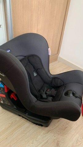 Cadeirinha para carro bebê até 18 kg reclinável  chicco