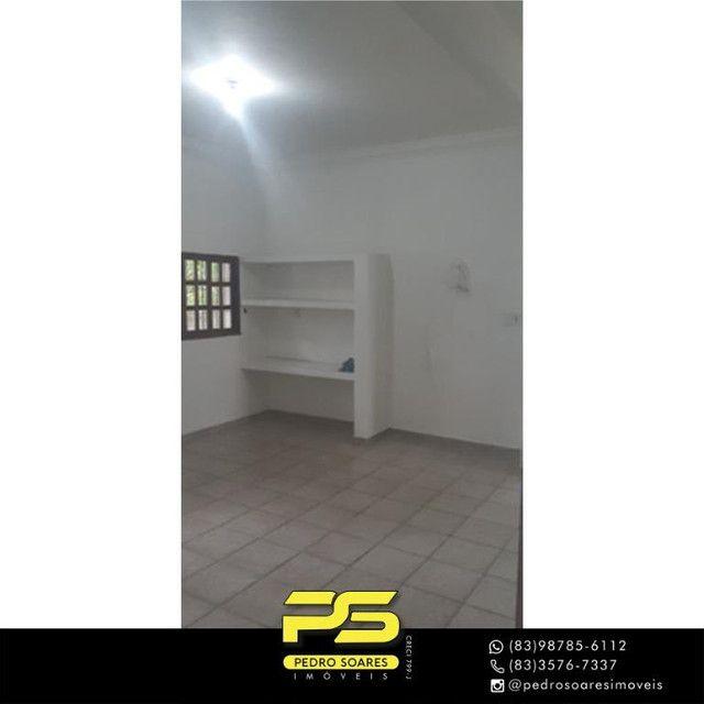 Casa com 3 dormitórios para alugar, 200 m² por R$ 2.500/mês - Castelo Branco - João Pessoa - Foto 11