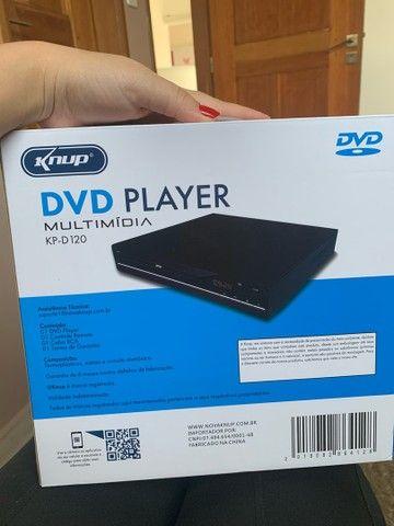 Vende-se DVD novo nunca usado  - Foto 3