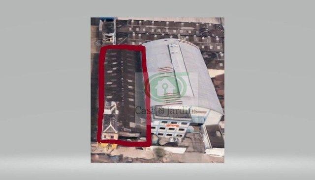 Galpão para alugar por R$ 8.000,00/mês - Macuco - Santos/SP