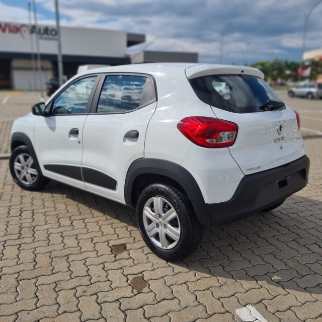 (0 KM!) Renault - Kwid Zen 1.0 - 2022 (Pronta Entrega) - Foto 12
